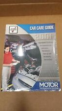 Motor Care Care Guide 1990-2001 Models