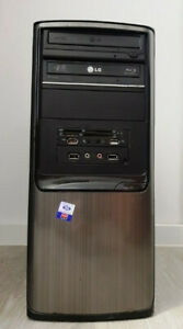All in One / Gaming PC / AMD FX 8350 4,0 Ghz / 12GB RAM / LG Blue-Ray Laufwerk