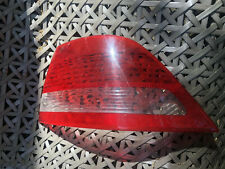 SAAB 9-3 Right Taillight LENS ONLY Brake Cover Passenger 12785761 EXC+ 2003-2007