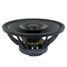 "Master Audio CSX15 subwoofer 15"" coassiale 394 mm  400W RMS con tromba integrata"