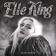 Elle King Love Stuff CD UK 2016 1stclasspost From Own Stock