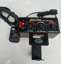 Newgy Robo-Pong Table Tennis Robot Control Box Only w/ AC Power Supply AS-IS