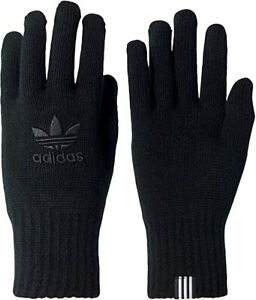 Adidas Gloves Smart PH Black Knitted NEW
