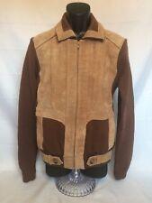 Vintage Deerskin Trading Post jacket sweater women's size Large