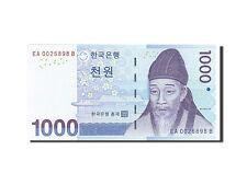 [#259327] Corée du Sud, 1000 Won, type Yi Hwang