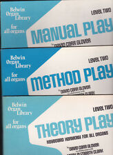 Belwin Organ Library Level Two Manual Method Theory Play books