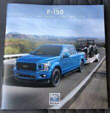 2020 FORD F-150 56-page Original Sales Brochure