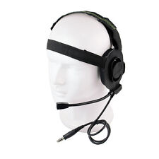 HD-01 150Hz-500Hz Ohrhörer Z Tactical Bowman Elite II Headset Green Color