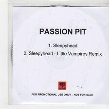 (FL366) Passion Pit, Sleepyhead - DJ CD