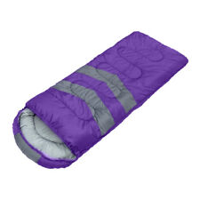 Thermal Camping Sleeping Bag Tent Micro Compact Design Outdoor Hiking Purple