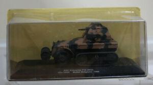 AMC Schneider P16 (M29) 1st GRDI Mettet'40, 1/43 Military Vehicle