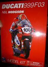 New Ray 43845 1/12 Ducati Corse 999 F03 NEIL HODGSON 1/12 MOTORCYCLE KIT