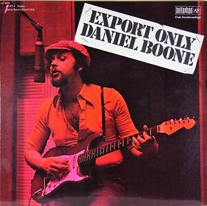 "Daniel Boone  ""EXPORT ONLY"" Bellaphone 27417-5 - 1973 -  12' VINYL - ""VG"""