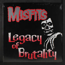 MISFITS: Legacy Of Brutality LP Sealed (repress) Punk/New Wave