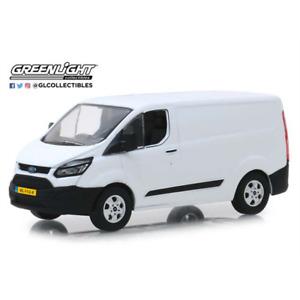Greenlight Ford Transit Custom V362 - White 1:43 Scale