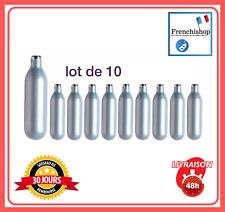 10 Cartouche N2O pour Siphon de Cuisine Recharges universelles Chantilly Gaz