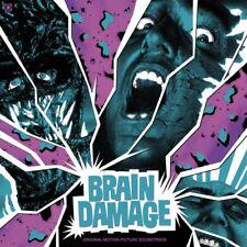 Gus Russo / Clutch Reiser - Brain Damage Soundtrack Vinyl LP Terror Vision New