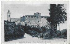 Bazzano (Bologna). Rocca Medioevale e Campanile.