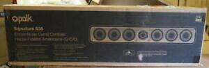 Polk Audio Signature S35 center channel speaker Black