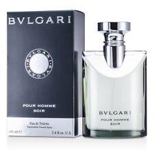 NEW Bvlgari Pour Homme Soir EDT Spray 100ml Perfume