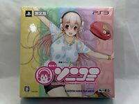 Brand-new SONY PS3 Japan MOTTO! SONICOMI SONICO Limited Edition PlayStation 3