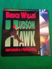 Hudson Hawk - laserdisc - PAL/FR - très bon état