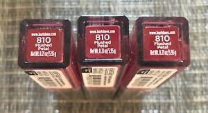 (3) Burt's Bees Liquid Lipstick, 810 Flushed Petal
