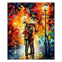 5D Scenery Diamond Embroidery Painting Cross Stitch DIY Home Decor Gifts New