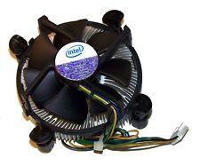 """Intel E18764-001 Heatsink Socket Aluminum Core Cooler 3.5"""" Fan 4-Pin DC 12V L-A2"""