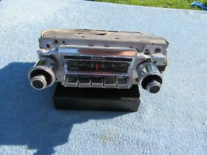 1965 BUICK WILDCAT ELECTRA DELCO AM RADIO 1965 LESABRE
