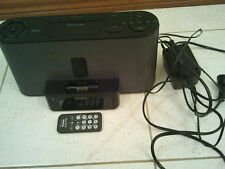 SONY Dream Machine Speaker Dock/ Clock Radio For iPod  & Iphone