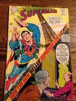Superman #208  July 1968