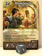 Dice Masters - 1x #035 Poison Dart Trap Lesser Trap - D&D Tomb of Annihilation