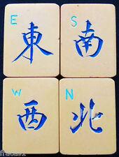 NEWS Chinese Bakelite Mahjong Tile Wind Indicator Joker Replacement Mah Jongg