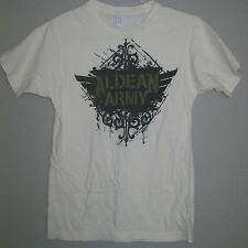 Jason Aldean Authentic 2012 Aldean Army Tour Fan Club Shirt Small Ex Cond