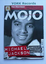 MOJO MAGAZINE - December 2001 - Michael Jackson / Van Morrison / Black Flag