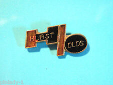 HURST /  OLDS logo  - hat pin , lapel pin , tie tac , hatpin (E) GIFT BOXED
