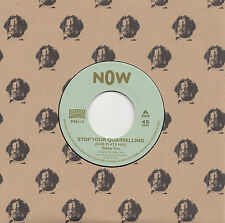 ** YABBY YOU  STOP YOUR QUARRELLING  DUBPLATE MIX  FIRST TIME ISSUED ON 45!!