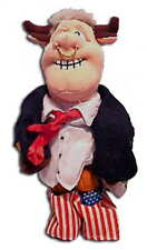 """BULL CLINTON"" MEANIES  DOLL"