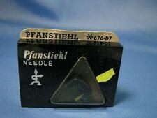 NOS Pfanstiehl *676-D7 Diamond Needle Stylus for Kenwood Trio N-30 V-39