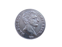 France 1 Francs Napoléon 1er Empereur AN 13, A, 💥Réamorçage💥