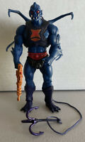 MOTUC MOTU Webstor complete Masters of the Universe Classics He-Man gun