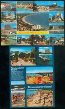 Lot mit 5 Postkarten Timmerndorfer Strand (9) neuwertig