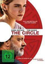 The Circle - Emma Watson - Tom Hanks - DVD