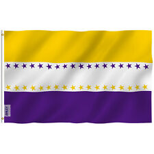 Anley Fly Breeze 3x5 Foot 19th Amendment Victory Flag - Women's Suffrage Victory