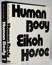 Eikoh Hosoe: Human Body, Signed First Edition, First Printing - 1982