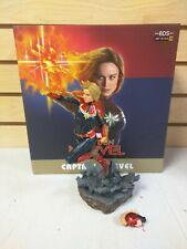 Captain Marvel Iron Studios 1/10 Art Scale Statue - NEW!