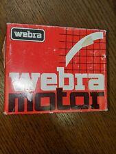 Webra Speed .40 Hyper High Performance Engine Nib Quickee 500 R/c AirplaneEngine