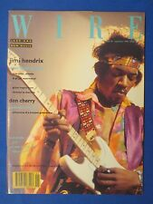 WIRE MAGAZINE SEPTEMBER 1990 JIMI HENDRIX DON CHERRY FRED WESLEY PEE WEE RUSSELL