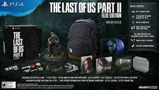 The Last of Us Part 2 II Ellie Edition - PS4 ✅ FAST SHIPPING ✅ SHIPS NOW ✅